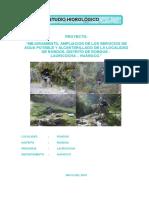 Hidrologia_Rondos x Rph