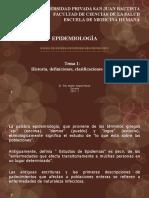 1 Epidemiologia, Historia, Funciones Epi 2015-1