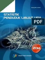Statistik Penduduk Lanjut Usia Indonesia 2014.pdf
