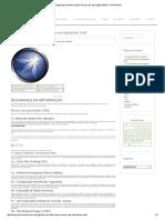 Segurança Da Informação, Riscos Nas Aplicações WEB - NumeroReal