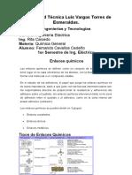 Universidad Técnica Luis Vargas Torres de Esmeraldas Ferr