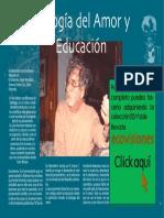 Biología, Amor y Educación