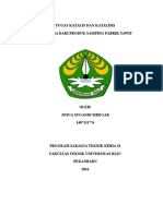Josua Sugandi Siregar, 1407111776, Biomassa Dari Produk Samping Pabrik Sawit
