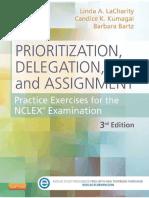 Pratice Questions For NCLEXpdf