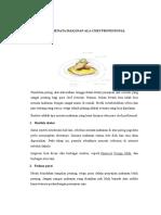 Tips Menata Makanan Ala Chef Profesional