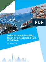 Final TEFR Development of Port at Vadhavan_Uploaded
