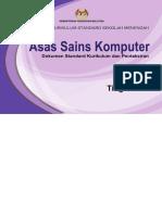 Dskp Kssm Asas Sains Komputer Tingkatan 1-1