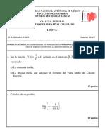 Final de calculo integral FI