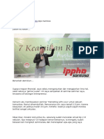 Motivator Indonesia Muda, Motivator Indonesia Terkenal, Motivator Indonesia Terbaik
