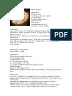 recetas de Arroz Blanco 20