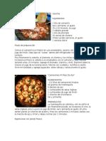 recetas de Camarones 12