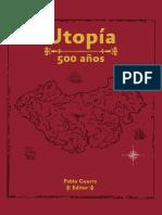 Utopia 500 Años, Pablo Guerra (ed.)