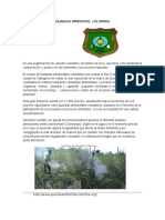 Guardia Ambiental Colombia