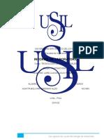 USIL-Informe de Esclerometria
