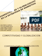 Competitividad y Globalizacion de La Estrategia de Marketing 2