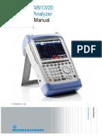 FSH OperatingManual en FW260