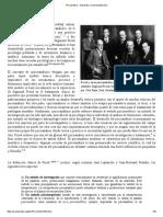 Psicoanálisis - Wikipedia, La Enciclopedia Libre