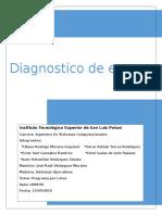 Diagnóstico de Empresa