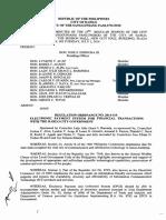 Iloilo City Regulation Ordinance 2014-315