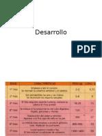 Desarrrollo Intrauterino 7,8,9