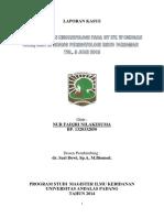 Nur Fadjri N 1320332050 Perinatologi