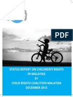 Report on Childrens Rights