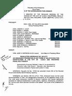 Iloilo City Regulation Ordinance 2014-377