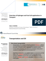 Hydrogen and Fuel Cells Training_2 - F Matera - Overview of Hydrogen and Fuel Cell Applications in Transport