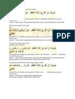 Bacaan Niat Zakat Fitrah untuk diri Sendiri.doc