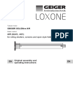 User Manual Solidline Air