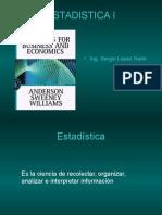 Presentacion Estadistica i Pp01