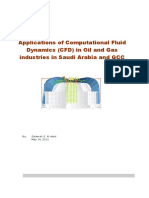 Applications of Computational Fluid Dynamics