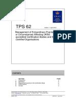 TPS 62 Ediion 1 April 2012
