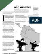 DTH in Latin America