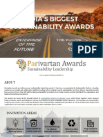 Parivartan Awards 2016_Brochure