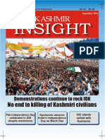 Kashmir Insight September-2016