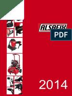 Catalog Alsafix 2014