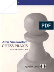 Aron Nimzowitsch, Chess Praxis