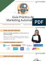 Guía Práctica de Marketing Automatizado - La Consultoria Digital Con Geni Ramos