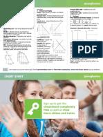 23115 Economics for Business Cheatsheet