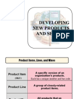 New Product Development Proces and Analysis by Minnu