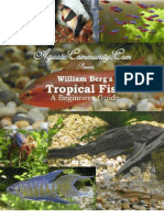 Tropical Fish a Beginners Guide by William Berg