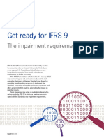 Get Ready for Ifrs 9 Issue 2 the Impairment Requirements
