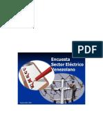 Encuesta Sector Electrico Venezolano (SEP 2016)