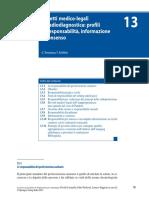 Aspetti Medico-legali Radiodiagnostica 2013