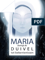 Maria Dwingt de Duivel tot Bekentenissen