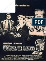 Mamet David - Casa De Juegos.epub