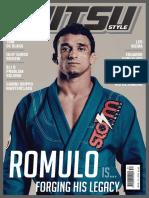 Jiu Jitsu Style - Issue 31, 2016