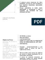 3 Direito Processual Civil i Teoria Geral Da Prova