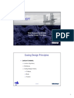 IDPT - 12 - Casing Design Principles